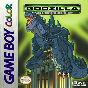 Juego online Godzilla: The Series (GBC)