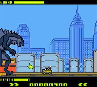 Imagen de la descarga de Godzilla: The Series