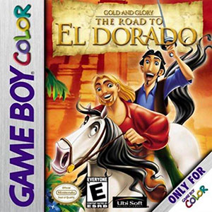 Portada de la descarga de Gold and Glory: The Road to El Dorado