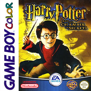 Juego online Harry Potter and the Chamber of Secrets (GBC)