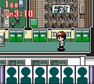 Pantallazo del juego online Jankyuusei Cosplay Paradise (GBC)