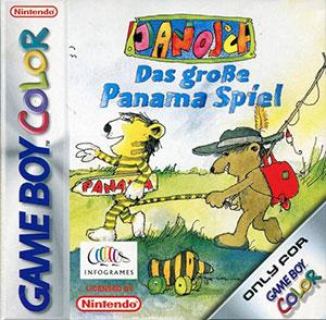 Portada de la descarga de Janosch: Das grobe Panama Spiel