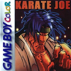 Juego online Karate Joe (GB COLOR)