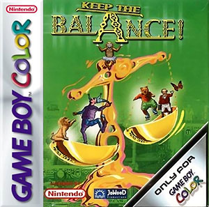 Juego online Keep the Balance (GB COLOR)