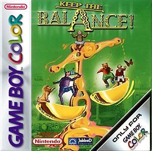 Carátula del juego Keep the Balance (GB COLOR)