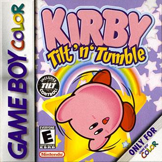 Juego online Kirby Tilt 'n' Tumble (GBC)