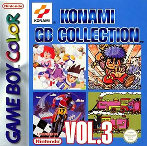 Juego online Konami GB Collection Volume 3 (GBC)