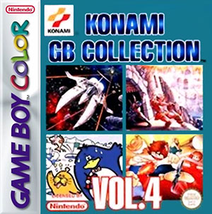 Juego online Konami GB Collection Volume 4 (GBC)