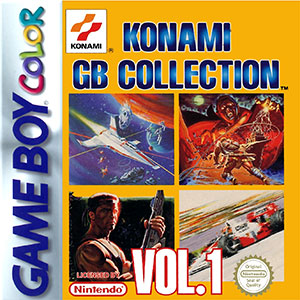 Juego online Konami GB Collection Volume 1 (GBC)
