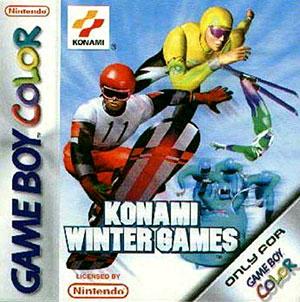 Juego online Konami Winter Games (GBC)