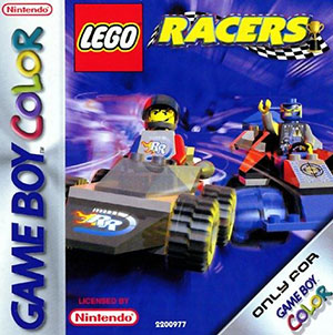 Juego online LEGO Racers (GBC)