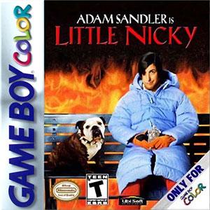 Portada de la descarga de Little Nicky