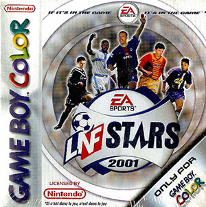 Juego online LNF Stars 2001 (GBC)
