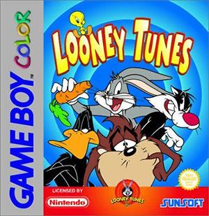 Portada de la descarga de Looney Tunes