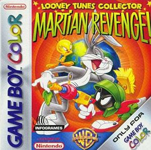 Juego online Looney Tunes Collector: Martian Revenge! (GBC)