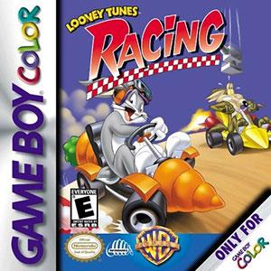 Juego online Looney Tunes Racing (GBC)