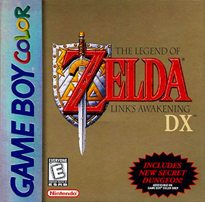 Juego online The Legend of Zelda - Link's Awakening DX (GB COLOR)