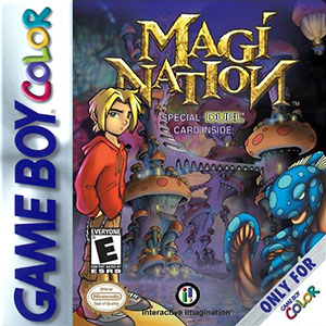 Juego online Magi-Nation (GBC)