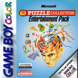 Portada de la descarga de Microsoft Puzzle Collection Entertainment Pack