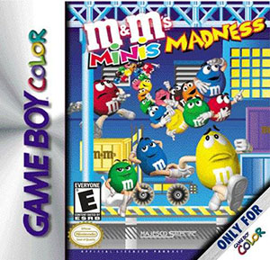 Juego online M&M's Minis Madness (GB COLOR)