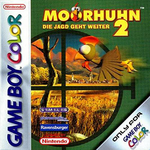 Juego online Moorhuhn 2: Die Jagd Geht Weiter (GBC)
