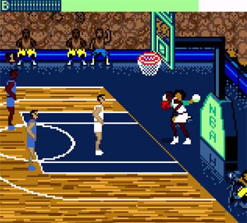 Imagen de la descarga de NBA Jam 99