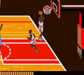 Imagen de la descarga de NBA Jam 2001
