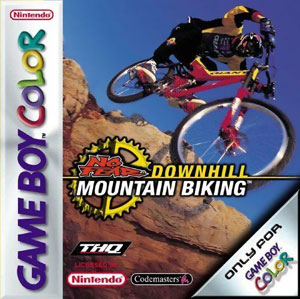 Juego online No Fear: Downhill Mountain Biking (GBC)