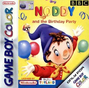 Juego online Noddy and the Birthday Party (GBC)