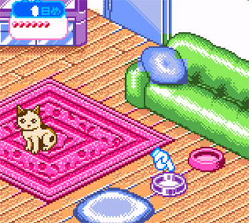 Descargar Nakayoshi Pet Series 4 Kawaii Koneko Juego Portable Y