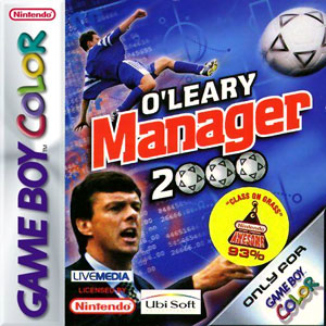 Portada de la descarga de O'Leary Manager 2000
