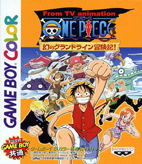 Juego online From TV Animation - One Piece: Maboroshi no Grand Line Boukenki! (GBC)