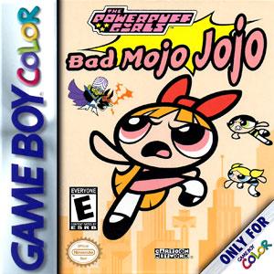 Juego online The Powerpuff Girls: Bad Mojo Jojo (GBC)