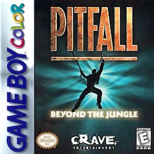 Portada de la descarga de Pitfall: Beyond the Jungle