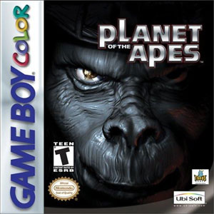 Juego online Planet of the Apes (GBC)
