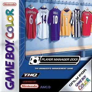 Portada de la descarga de Player Manager 2001