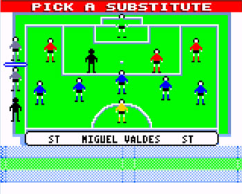 Imagen de la descarga de Player Manager 2001