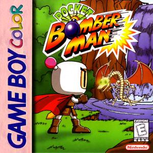 Portada de la descarga de Pocket Bomberman