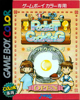 Juego online Pocket Cooking (GBC)