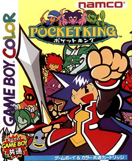 Portada de la descarga de Pocket King