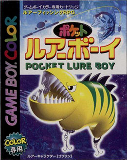 Juego online Pocket Lure Boy (GBC)