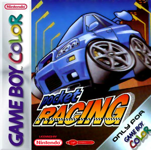 Portada de la descarga de Pocket Racing