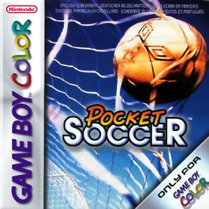 Portada de la descarga de Pocket Soccer
