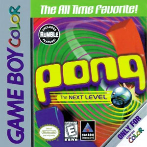 Portada de la descarga de Pong: The Next Level