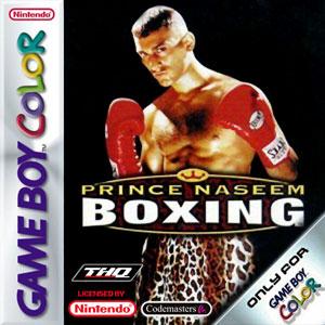 Portada de la descarga de Prince Naseem Boxing