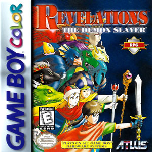 Juego online Revelations: The Demon Slayer (GBC)