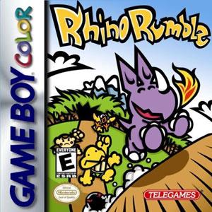 Juego online Rhino Rumble (GBC)