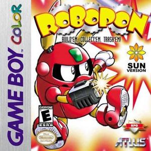 Juego online Robopon: Sun Version (GBC)