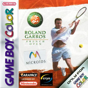 Portada de la descarga de Roland Garros French Open