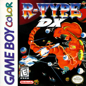 Portada de la descarga de R-Type DX